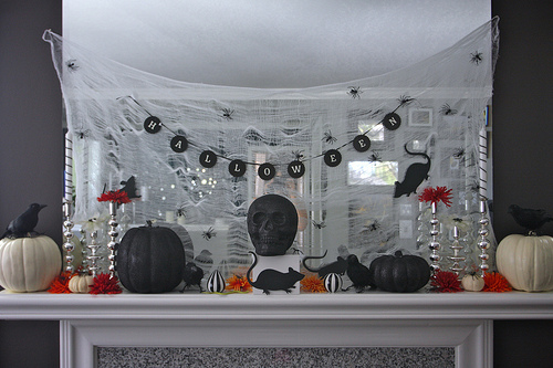 Halloween Decor 2010