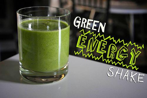 Green Energy Shake