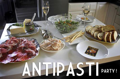 Antipasti Party
