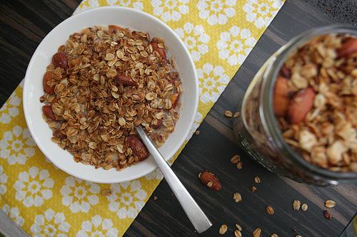 Coconut Maple Granola