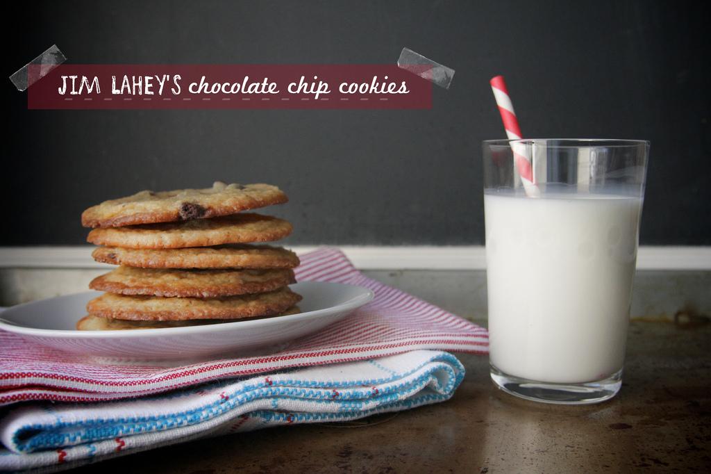 Jim Lahey's Chocolate Chip Cookies