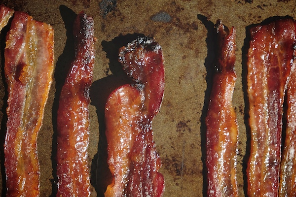 Candied Ginger Bacon // shutterbean