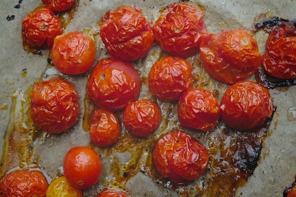 Baked Corn & Tomato Risotto // shutterbean