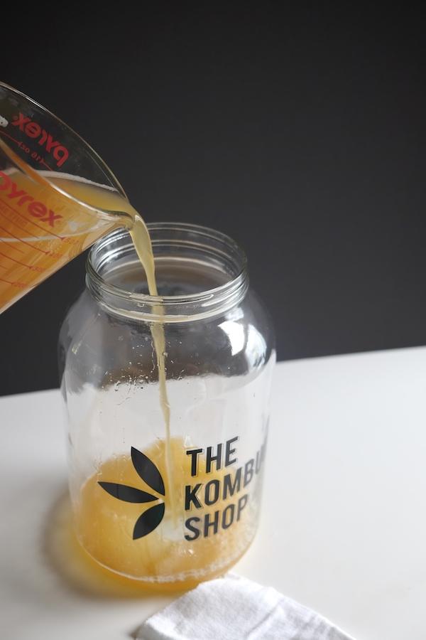 DIY Kombucha // shutterbean