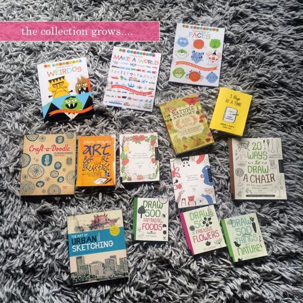 Inspiring Books to Get You Drawing // shutterbean