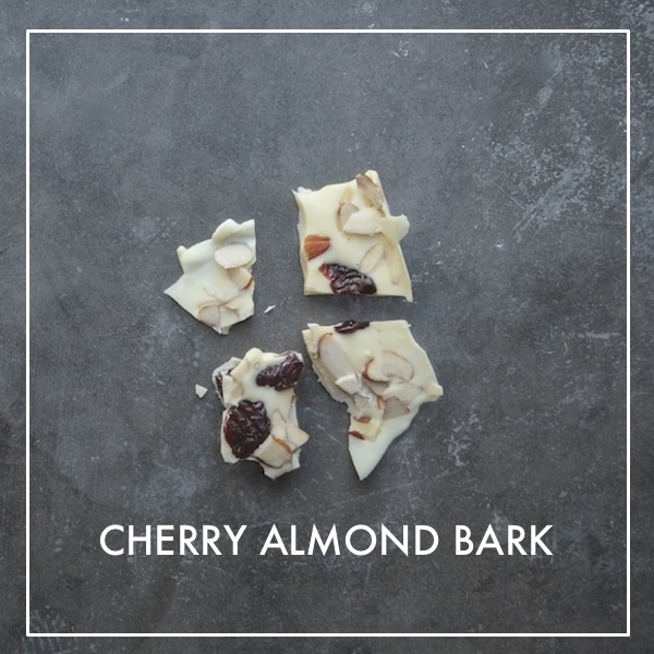 Cherry Almond Bark