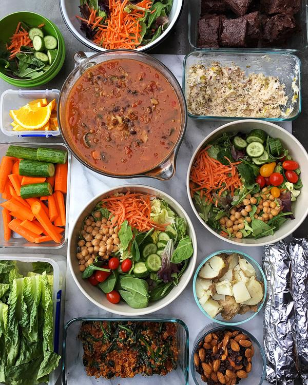 Meal Prep- Week 1 on Shutterbean.com