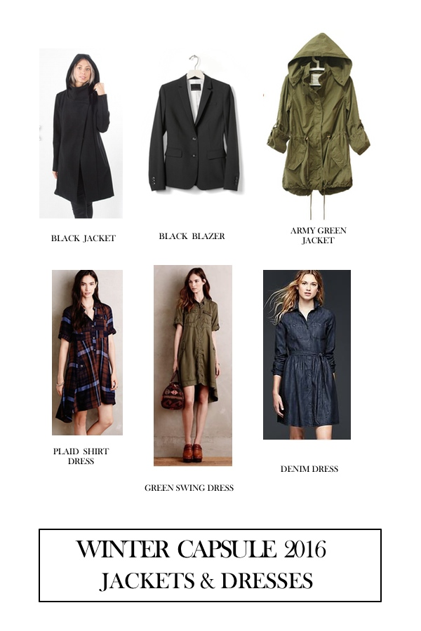Winter Capsule Wardrobe 2016 on Shutterbean.com!