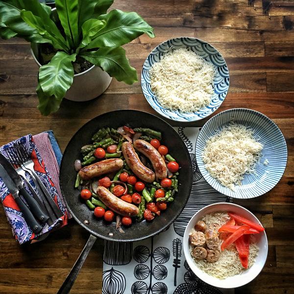 20 Simple Weeknight Dinner Ideas on Shutterbean.com!