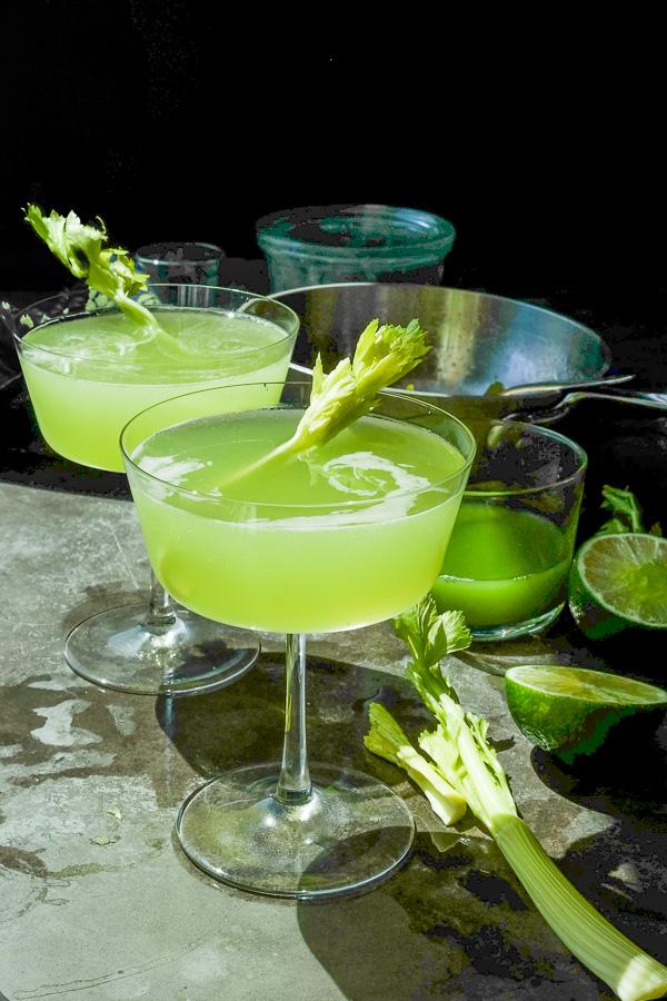 Celery Gimlet