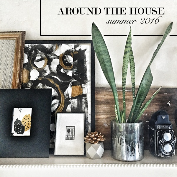 Around the House: Summer 2016