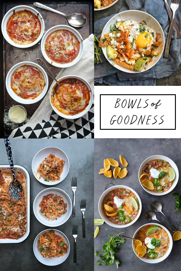 Bowls of Goodness