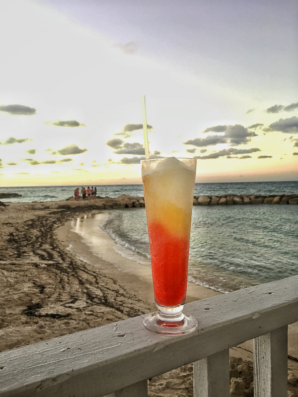 Your holidays will get tropical with Holiday Rum Punch. Find the recipe on Shutterbean.com!