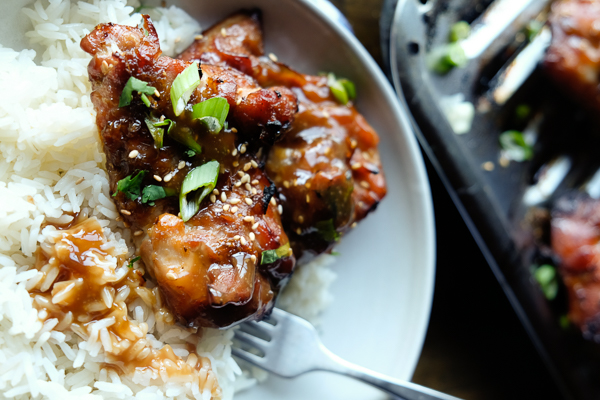 Looking for a good Chicken Teriyaki recipe? Look no further! Check out this recipe on Shutterbean.com!
