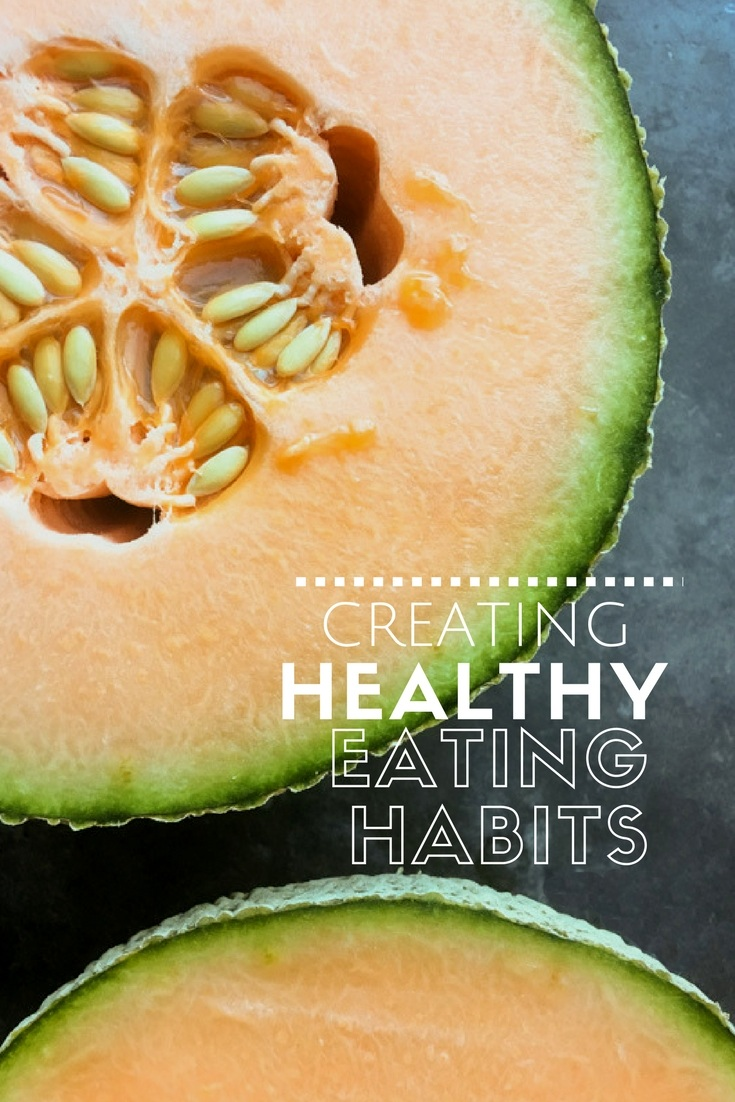 Creating Healthy Eating Habits is easier when you have a home base and know what works for you! See more on Shutterbean.com