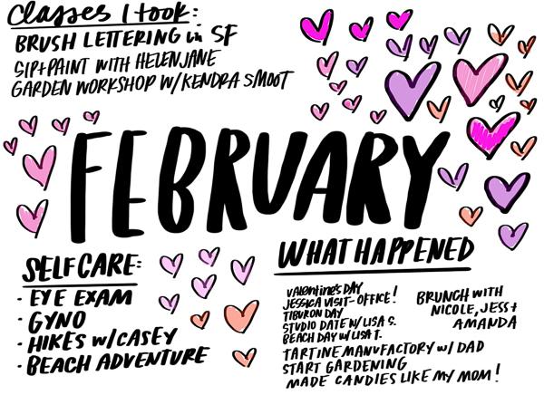 Currently February 2018 on Shutterbean.com