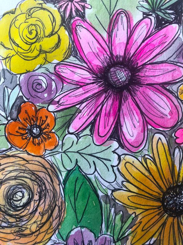Art with Kids on Skillshare! See more on Shutterbean.com!