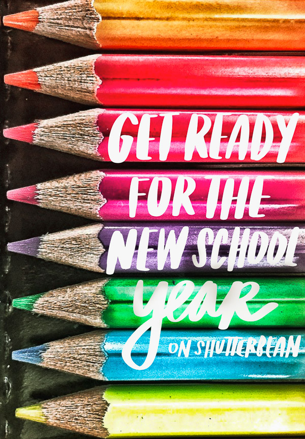 Get Ready for the New School Year!
