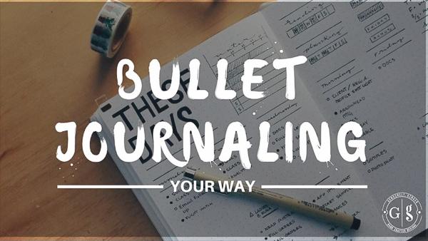 Take Bullet Journal Classes on Skillshare. Tracy from Shutterbean.com shares her favorite classes!