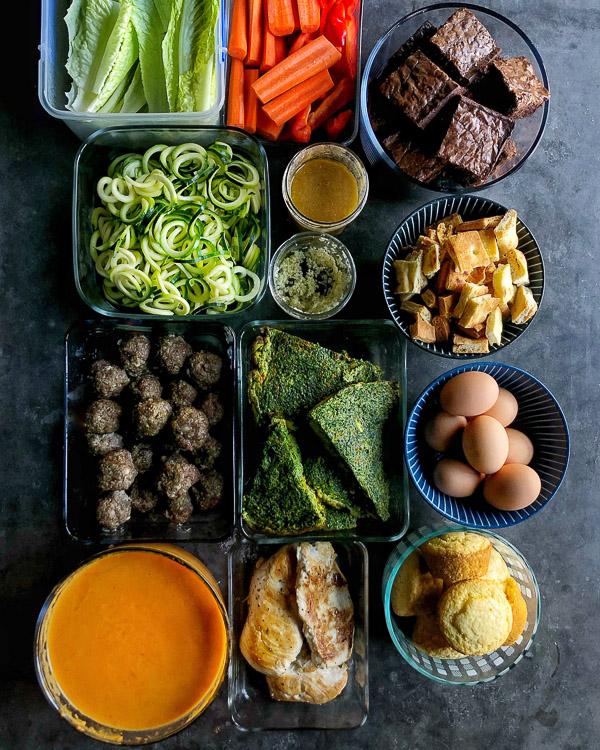 Shutterbean Meal Prep on Shutterbean.com