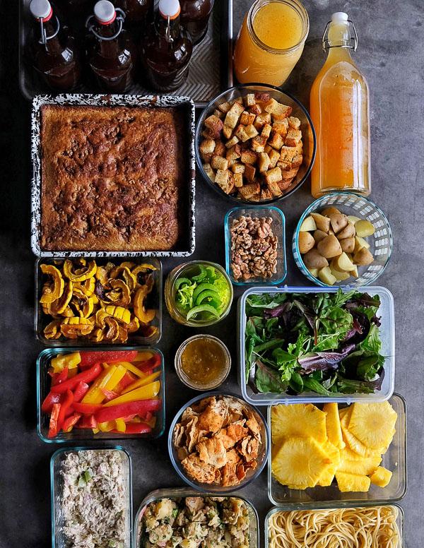 Shutterbean Meal Prep #shutterbeanmealprep by Tracy Benjamin