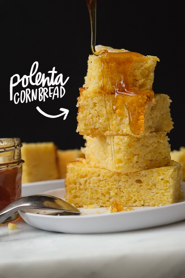 Polenta Cornbread