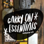 Carry On Bag Essentials- See what Tracy Benjamin from Shutterbean.com packs on her carry on bag.