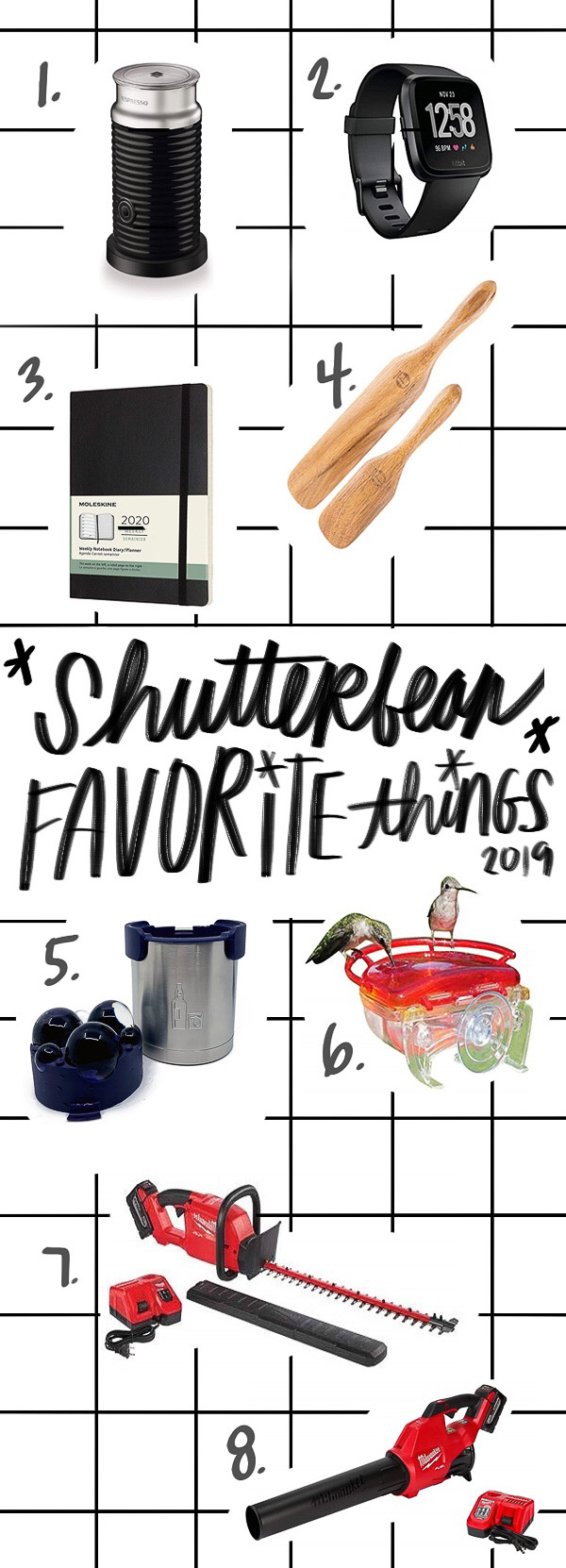 Favorite Things Holiday Gift Guide 2019