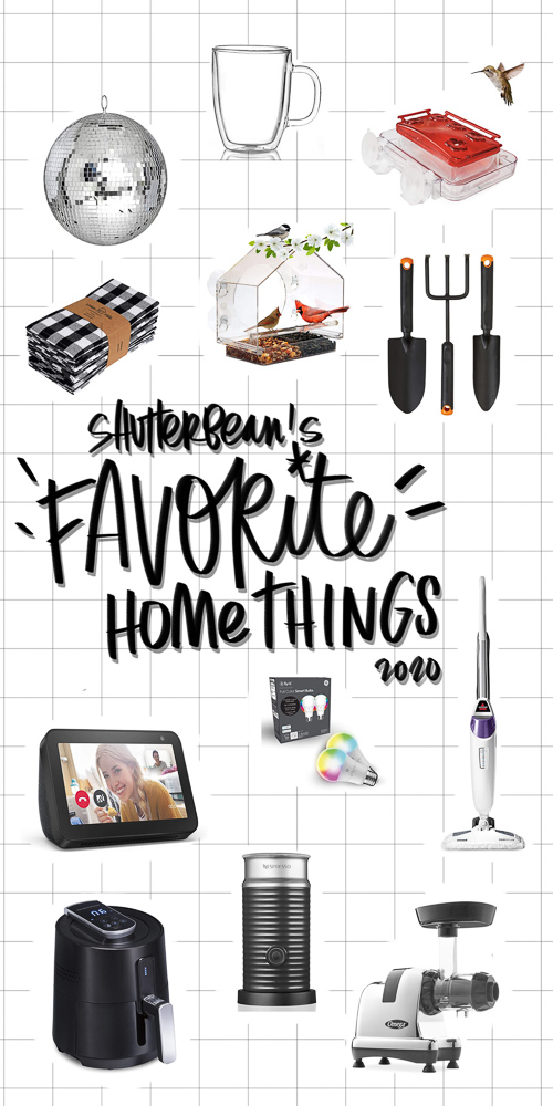 Favorite Things Gift Guide 2020
