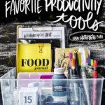 Favorite Productivity Tools