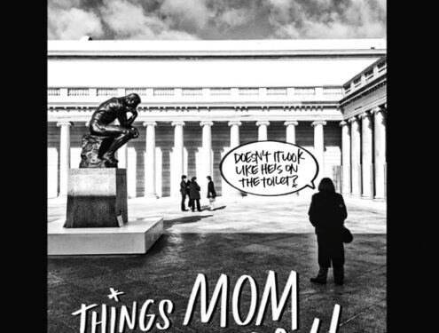 Things Mom Used to Say Book by Tracy Benjamin of Shutterbean.com