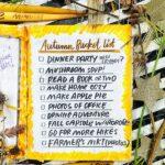 Autumn Bucket List 2021- Shutterbean.com