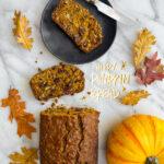 Hippy Pumpkin Bread - Shutterbean